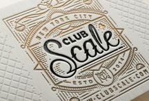 Letterpress + Stamp / by Delphine Coulon