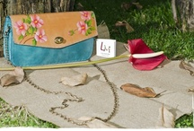 Leather...My work, my passion / Lina Madriñán – Diseño & Cuero It's a company of leather goods for women and home decoration. All our products are handmade and 100% Colombian leather. http://linamadrinan.wix.com/diseno-cuero