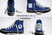 Converse--The Best Shoes In The Universe / Shoes of a Timelord / by Jordyn Sullivan