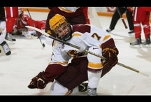 Pride on Ice / Gopher Men's Hockey / by Minnesota Gophers
