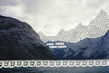 Graphic Mountains / by Delphine Coulon