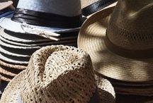 hat sweet hat / by Rama Tuelle