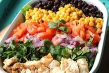 Food Recipes Easy / Recipes, meal ideas, tips for easy food preparation, crock pot recipes, freezer meals and more. Family food, meal planning, cooking freezer meals, bulk freezer meal prep, food recipes easy, food recipes for dinner, food recipes healthy.