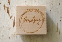 design | paper. / Letterpress, screenprinting, detailed folding. These are what make paper goods special. / by Emily Sapp