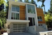 PROJECT   |   Bridge House / Contemporary renovation in North Vancouver, BC