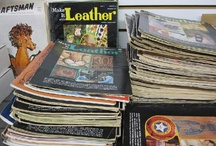 Vintage Copies Make It With Leather, LCSJ and More... / Vintage Copies of The Leather Crafters & Saddlers Journal, Make It With Leather, Leather Craftsman on Sale Now at Standing Bear's Trading Post 7624 Tampa Avenue, Reseda, CA. 91335 818-342-9120 http://www.sbearstradingpost.com