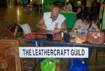 Leathercraft Demonstrations