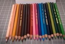 Prismacolor/Pencils coloring