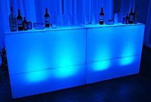 Bars, Bars, Bars / We're sure it's 5:00pm somewhere... @SoCoolEvents has the lastest and greatest available for your upcoming event!