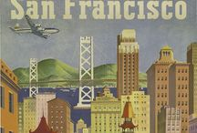 Vintage Travel Posters / by Christie Johnson