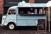 Food Trucks / by Delphine Coulon