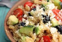 Healthy Eats / by Nina Banks
