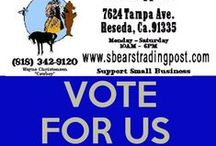 Contests ~ Show your Support / Links to contests that Standing Bear's Trading Post is a part of, Show your support by voting and sharing the links. THANK YOU!
