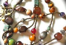 Bisutería, Bijoux, diy /  ideas collares, pulseras, bracelet, reciclar, pendientes, earings y más
