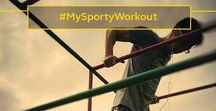 #MySportyWorkout Entries / This is the board dedicated to #MySportyWorkout entries from Instagram https://www.instagram.com/p/BLGWP26gTlV/