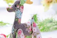 Handmade Fabric Dolls DIY & Handmade Stuffed Animals / Ideas for making handmade fabric dolls! Handmade dolls diy, handmade dolls patterns, handmade dolls patterns diy, how to make handmade dolls, handmade soft toys, handmade stuffed animals, handmade stuffed animals diy, handmade stuffed animals sewing, handmade softies, handmade animals toys, handmade animals diy, handmade bear, handmade teddy bear, fabric dolls, fabric dolls handmade, fabric dolls diy, fabric dolls patterns.