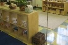 Teachers - Reggio Emilia classroom / by Sheri Johnson