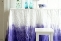 Paint the Fabric / Projects to personalize canvas totes, T-shirts, and everything fabric colors can get their 'brushes' on
