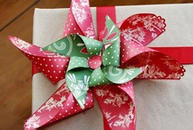 Gift Ideas / For when you aren't sure what to get somebody or how to stand out in your wrapping. / by Marie McReynolds