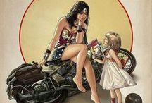Wonder Woman / by Jess Rink