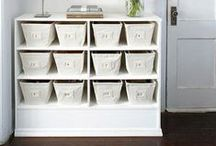 Get Organized / Tips and products to help you bring organization to the hectic life of all parents.