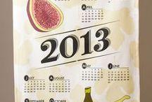 Calendars / Handmade, DIY, inspiration, calendars.