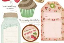 Packaging   Printables / Free printables and templates for homemade packaging