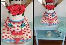 my cakes / im 17 years old and i love decorating cakes for friends and family (: