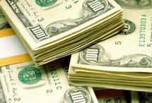 Money Matters $$$ / by Terri Simonsson