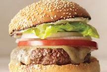 Mug & Dish   Burgers / Burgers, sandwiches, bruschettas