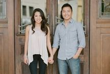 Casual // Wardrobe / Casual Wardrobe Ideas for Engagement Session