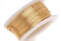 Wire Jewelry Supplies / My tool box