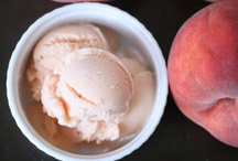 Ice Cream & Frozen Yogurt / by Cathy Michels