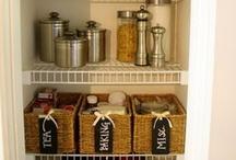 OCD - Kitchen Delights / Organizational Creative Delights!!! / by Sheri Johnson