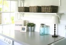 Laundry Layouts / by Sheri Johnson