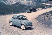 • Fiat 500 ♥ • / Fiat = Fabbrica Italiana Automobili Torino