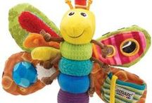 Toys for Babies & Toddlers / The best baby and toddler toys to find all wrapped up this holiday season!