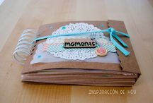 Scrapbooking: Mini albums