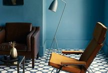 Deco inspiration / Mood board - contemporary / minimalism - scandinavian - grey