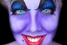 HALLOWEEN MAKEUP / Halloween makeup ideas.