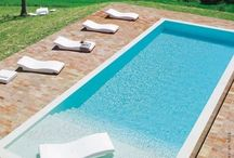 Dream outdoors and pools