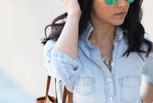 DENIM / All things denim! From the Canadian Tuxedo to the best denim finds! #jeans #fashion #Style