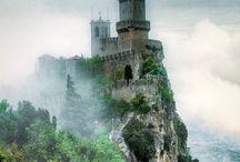 • Castles •