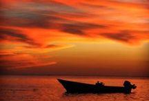 Grenada Sunsets / #Grenada #GND #PureGrenada #PureParadise #SpiceIsland @GrenadaBnB #GrenadaBnBLife #Paradise #TikiTime #SeaTurtles #Surf #Scuba #Snorkel #Sail #WaterFalls #Hike #Bike #Rainforest #Beaches #Mango #Coconut #Rum #RumPunch #Caribbean #Travel #Beaches #SpectacularSunsets #Sunsets