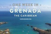 Travel to Grenada #GND / #Grenada #GND #PureGrenada #PureParadise #SpiceIsland @GrenadaBnB #GrenadaBnBLife #Paradise #TikiTime #SeaTurtles #Surf #Scuba #Snorkel #Sail #WaterFalls #Hike #Bike #Rainforest #Beaches #Mango #Coconut #Rum #RumPunch #Caribbean #Travel #Beaches #Dining #Liming