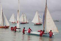 Grenada Workboat Regatta / #Grenada #GND #PureGrenada #PureParadise #SpiceIsland @GrenadaBnB #GrenadaBnBLife #Paradise #TikiTime #SeaTurtles #Surf #Scuba #Snorkel #Sail #WaterFalls #Hike #Bike #Rainforest #Beaches #Mango #Coconut #Rum #RumPunch #Caribbean #Travel #Beaches #Dining #Liming      #BelongAnywhere  #DontGoThereLIVEthere