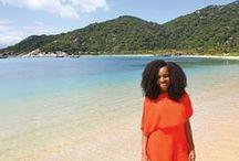 Travel Noire / #TravelNoire #BlackTravel  #Grenada #GND #PureGrenada #PureParadise #SpiceIsland @GrenadaBnB #GrenadaBnBLife #Paradise #TikiTime #SeaTurtles #Surf #Scuba #Snorkel #Sail #WaterFalls #Hike #Bike #Rainforest #Beaches #Mango #Coconut #Rum #RumPunch #Caribbean #Travel #Beaches #Dining #Liming      #BelongAnywhere  #DontGoThereLIVEthere