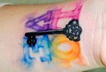 tatt's / by Brenda Atneosen
