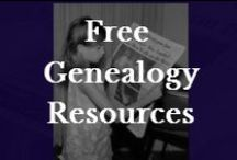 "Free Genealogy Online & Some Offline / Find the best free online websites and resources for #genealogy!  Some local resources are offline.  Join the Genealogy Pin Hunt to make it easier for those who follow!  Send your profile link to my e-mail to be added to this board: robin.savingstories@gmail.com  Put ""Please add me"" in the subject line. / by Robin Foster:  Genealogy & Social Networking"