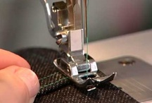 3s - Sewing: Basics, Techniques & Tricks / Fabrics, Stitches, Machines, Gadgets and How To